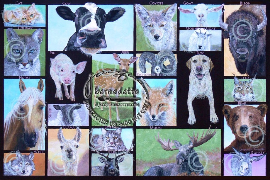 Animals Painting